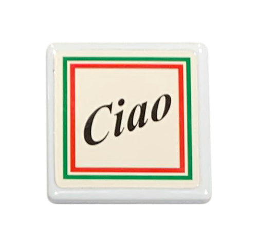 Ciao Tile Magnet - Guidogear