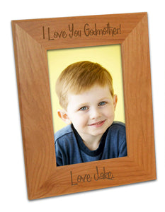 Godmother Picture Frame - Guidogear