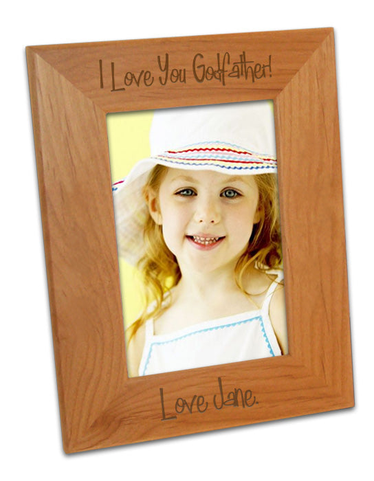 Godfather Picture Frame - Guidogear