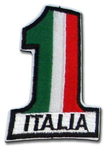 Italia #1 Patch - Guidogear