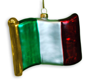Italian Flag Ornament - Guidogear