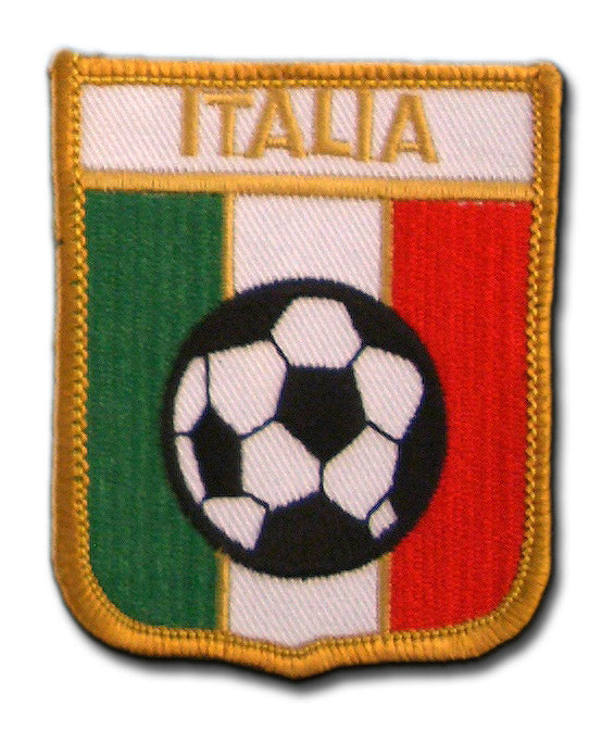 Italia Soccer Patch - Guidogear
