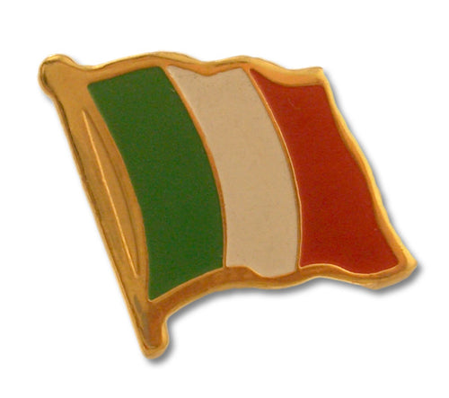 Italy Flag Pin - Guidogear