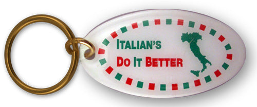 Italian's Do It Better Keychains - Guidogear