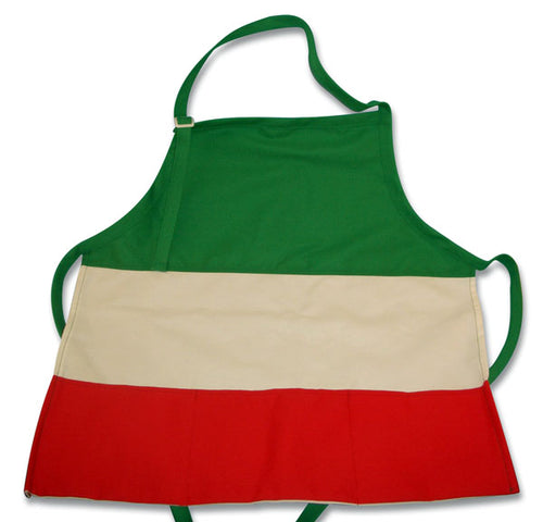 Italian Flag Server Apron - Guidogear