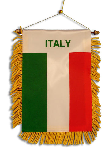 Italy Window Banner - Guidogear