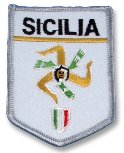 Sicilia Patch - Guidogear