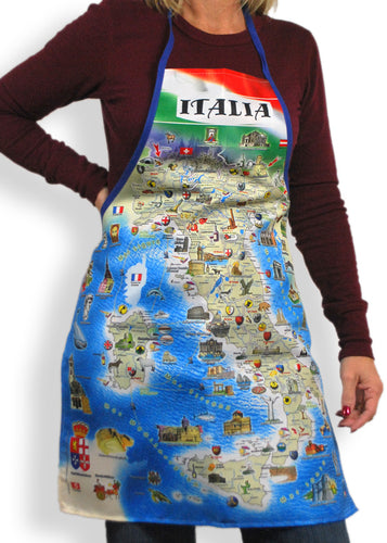 Color Italia Aprons - Guidogear