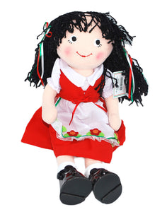 Italia Bella Rag Doll - Guidogear