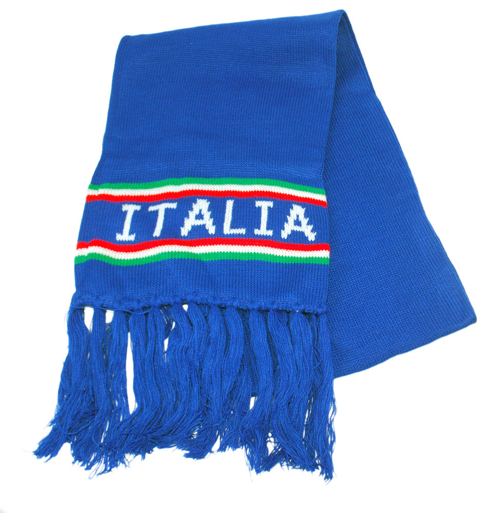 Italia Royal Knit Scarf - Guidogear