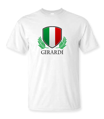 Italian Family Tee - Guidogear