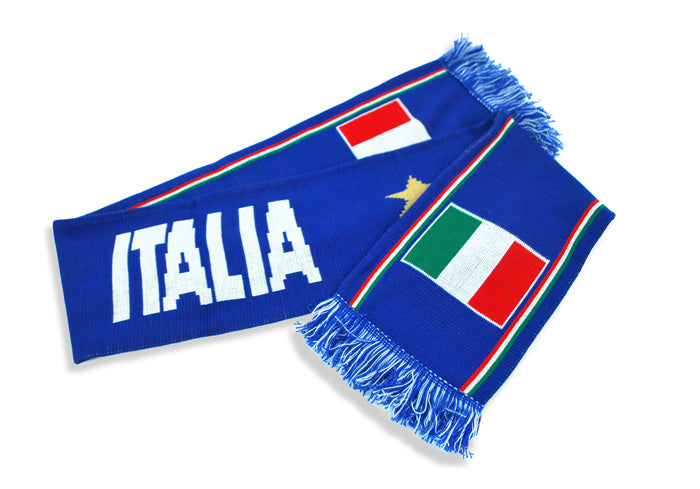 ITALY 4 STAR SCARF - Guidogear