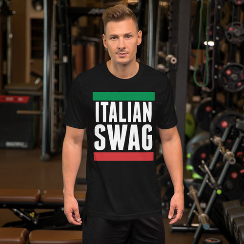 Italian Swag Short-Sleeve Unisex T-Shirt - Guidogear