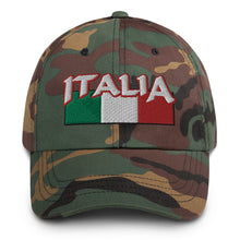 Load image into Gallery viewer, Italia Dad hat - Guidogear