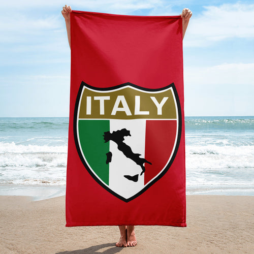 Italia Towel - Guidogear