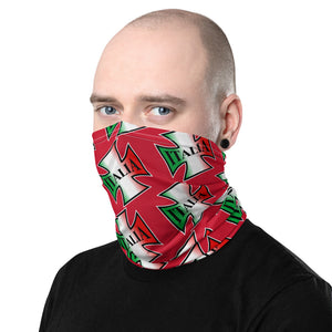 Italia Biker Cross Neck Gaiter - Guidogear