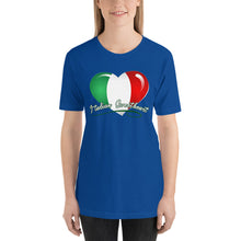 Load image into Gallery viewer, Italian Sweetheart Short-Sleeve Unisex T-Shirt - Guidogear