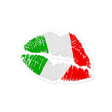 Load image into Gallery viewer, Italian Kiss Stickers - Guidogear