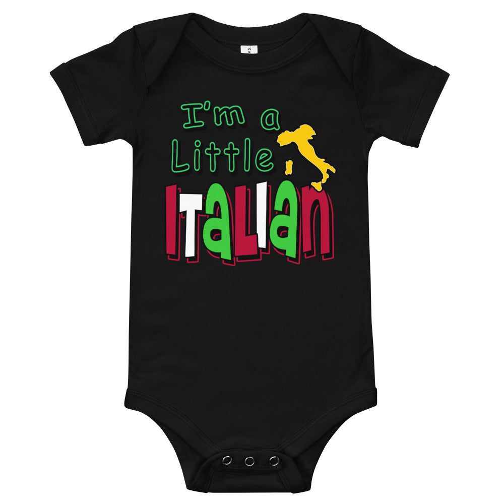 I'm A Little Italian Onesie - Guidogear