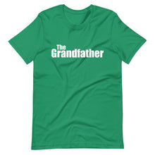 Load image into Gallery viewer, The Grandfather Short-Sleeve Unisex T-Shirt - Guidogear