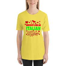 Load image into Gallery viewer, Everybody Loves An Italian Mother Short-Sleeve Unisex T-Shirt - Guidogear