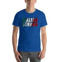 Load image into Gallery viewer, Italian Strong Short-Sleeve Unisex T-Shirt - Guidogear