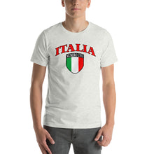 Load image into Gallery viewer, Italia Short-Sleeve Unisex T-Shirt - Guidogear