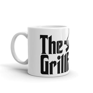 The Grillfather Mug - Guidogear