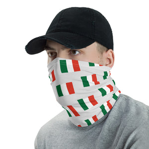 Italian Flag Neck Gaiter - Guidogear