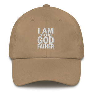 I Am The God Father Dad hat - Guidogear