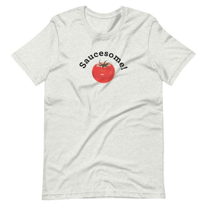 Sauceome! Short-Sleeve Unisex T-Shirt - Guidogear