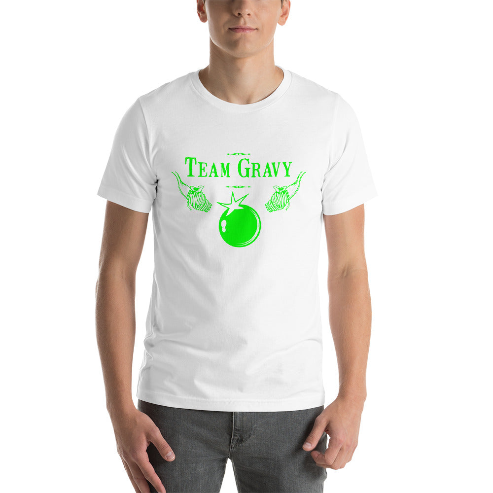 Team Gravy Short-Sleeve Unisex T-Shirt - Guidogear