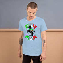 Load image into Gallery viewer, Italian Stallion Short-Sleeve Unisex T-Shirt - Guidogear