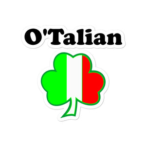O'Talian Bubble-free stickers - Guidogear