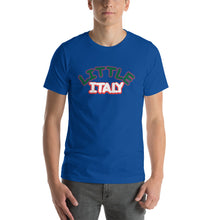 Load image into Gallery viewer, Little Italy Short-Sleeve Unisex T-Shirt - Guidogear