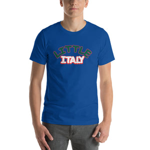 Little Italy Short-Sleeve Unisex T-Shirt - Guidogear