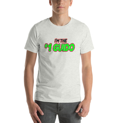 I'm The #1 Guido Short-Sleeve Unisex T-Shirt - Guidogear