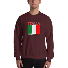 Load image into Gallery viewer, Italia Il Bel Paese Unisex Sweatshirt - Guidogear