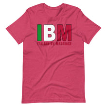 Load image into Gallery viewer, IBM - Italian By Marriage Short-Sleeve Unisex T-Shirt - Guidogear