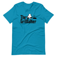Load image into Gallery viewer, The Grillfather Short-Sleeve Unisex T-Shirt - Guidogear