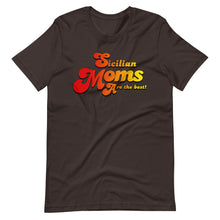 Load image into Gallery viewer, Sicilian Moms Are The Best Short-Sleeve Unisex T-Shirt - Guidogear