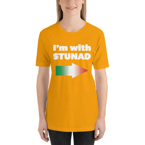 I'm With Stunad Short-Sleeve Unisex T-Shirt - Guidogear