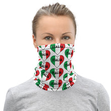 Load image into Gallery viewer, Italian Heart Neck Gaiter - Guidogear