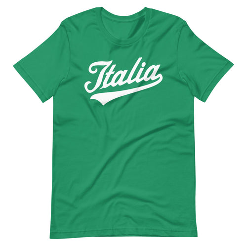 Italia Tail Short-Sleeve Unisex T-Shirt - Guidogear