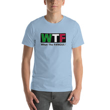 Load image into Gallery viewer, What The Fangul! Short-Sleeve Unisex T-Shirt - Guidogear
