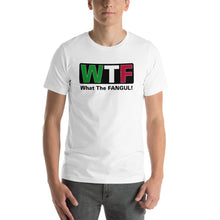 Load image into Gallery viewer, WTF Short-Sleeve Unisex T-Shirt - Guidogear