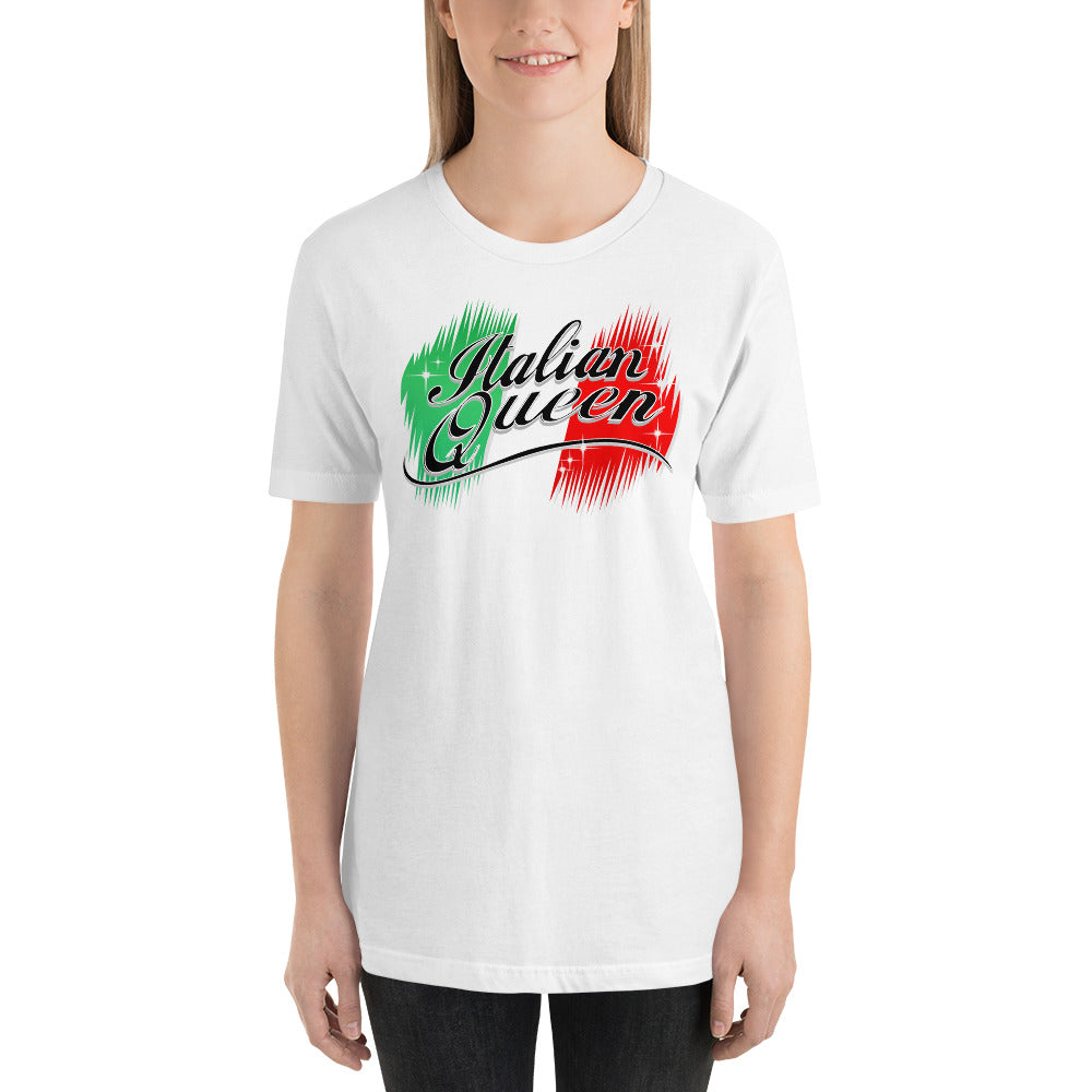 Italian Queen Short-Sleeve Unisex T-Shirt - Guidogear