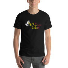 Load image into Gallery viewer, Pray For Me My Girlfriend is Sicilian Short-Sleeve Unisex T-Shirt - Guidogear