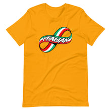 Load image into Gallery viewer, Italian Infinity Short-Sleeve Unisex T-Shirt - Guidogear
