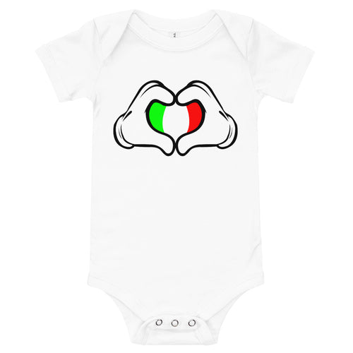 Italian Heart Onesie - Guidogear